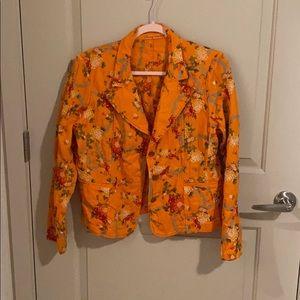 Johnny was jacket EUC